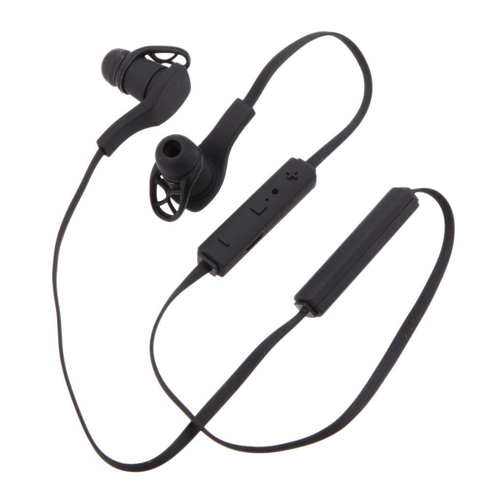 HS-06 Sport Stéréo Dans L'oreille Portable Casque Main-libre Bluetooth 4.0 + EDR Casque Écouteurs avec Micro pour Smart téléphones Tablet PC