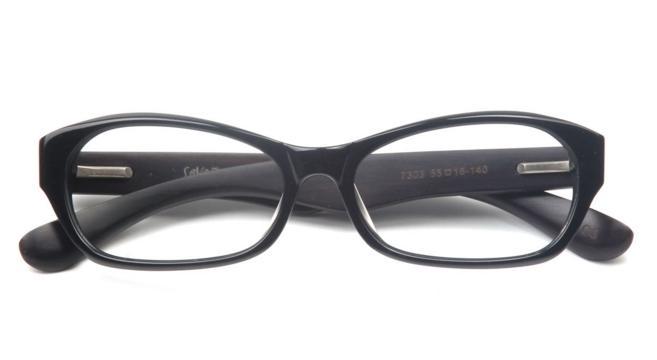 Online Cheap 2017 New Oval Black Full Frame Glasses For Women And ...