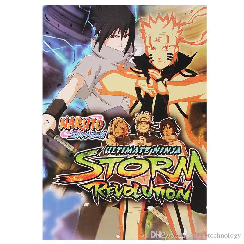 Naruto Anime Posters de haute qualité affiches mur autocollant Chambre Décoration / set 42X29CM haute qualité Livraison gratuite