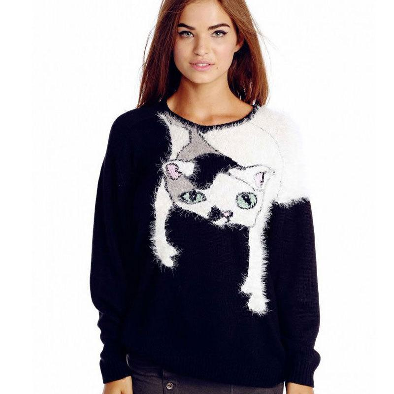 Best Quality Winter Autumn 2015 New Women Sweaters And Pullovers ...