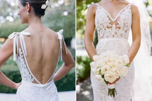 Новый стиль Inbal Dror Свадебные платья Сексуальная Русалка См. Без свадебных платьев Глубокие V-образным вырезом без рукавов без рукавов.