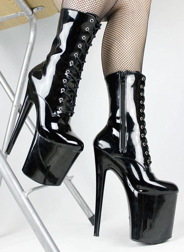 High heels bdsm