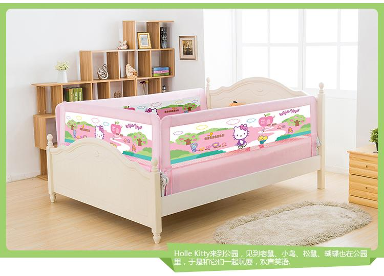 2017 120cm Lovely Design Toddler Bed Rail Safety Bed Guard Rail
