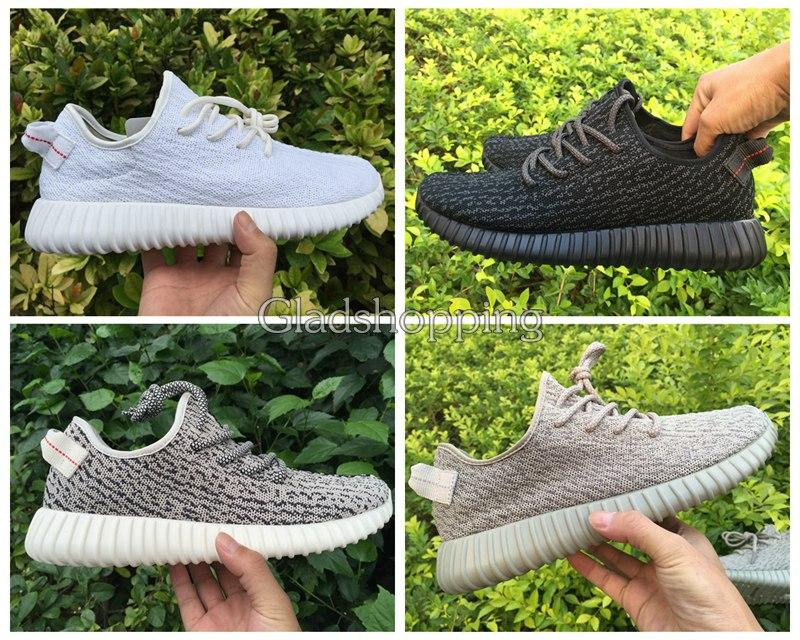 Best Quality Boost 350 Men Women Shoes 350 Boosts Moonrock Pirate Black  White Grey Running Shoes Sports Shoes Fashion Casual Shoes Size 36 46  Hotsale At ...