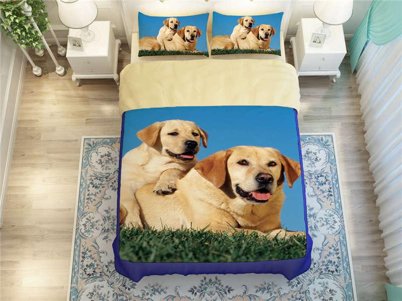 Twin Size Bedding With Dogs