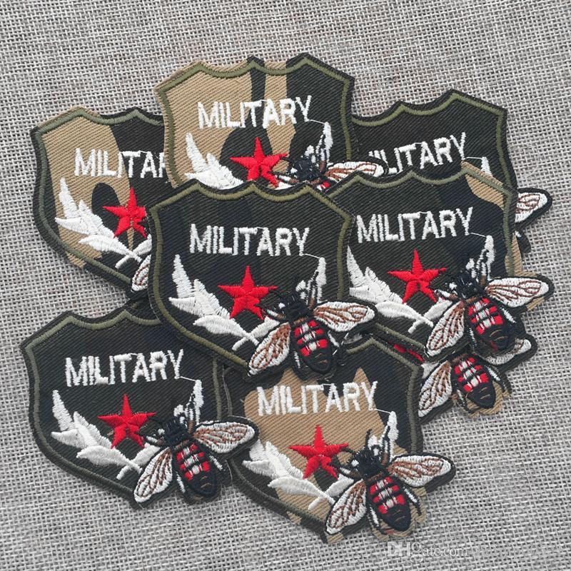 Free Shipping Fashion Badges embroidered Appliques DIY accessory garment patch BT1211133