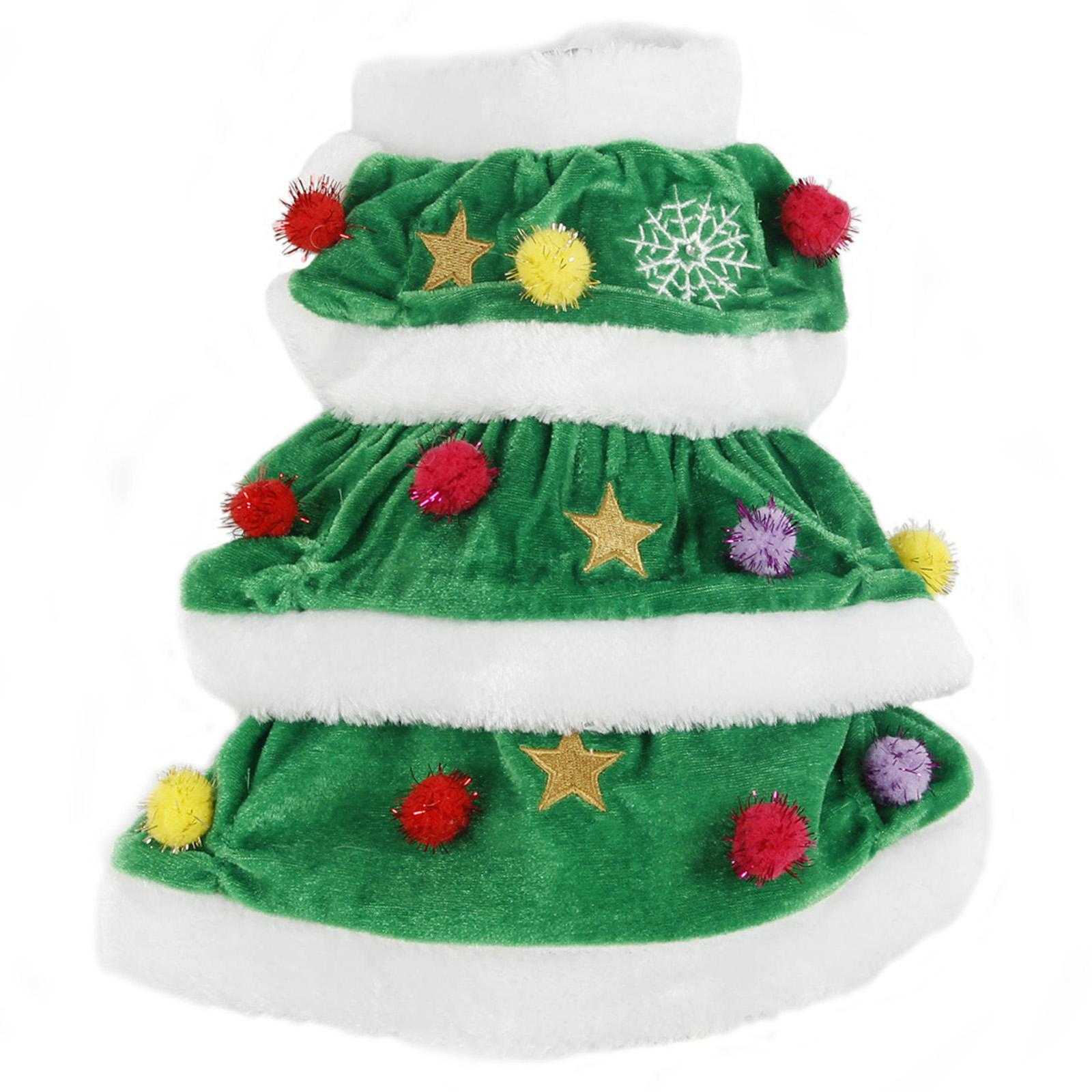 2018 pet dog cat costumes halloween christmas tree apparel puppy clothes cat clothing from pleansantpet 563 dhgatecom