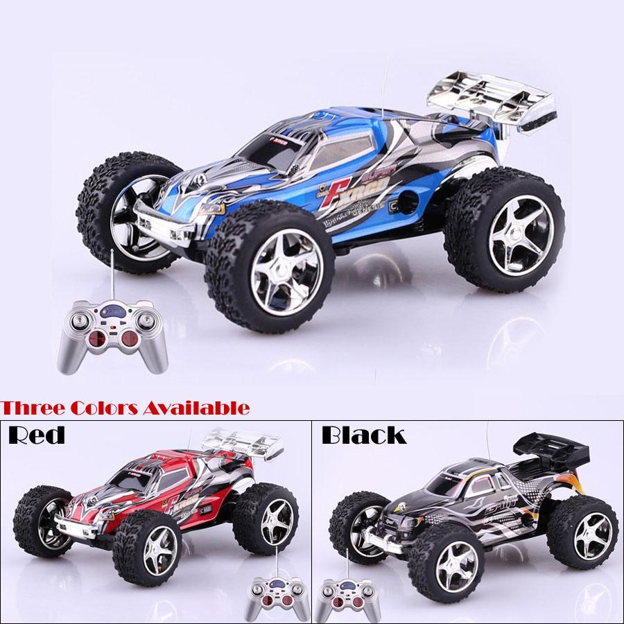 Wl2019 Remote Control Dirt Bike 5 Speed Turbo Electric Rc Car Toy
