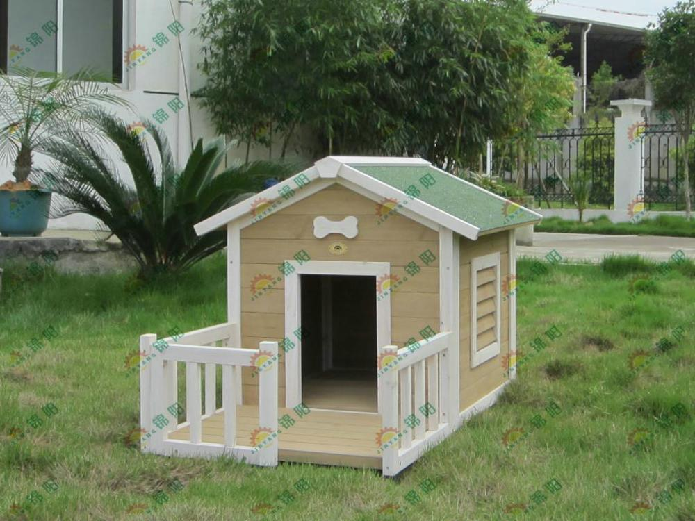 Dog House With A Porch Plans