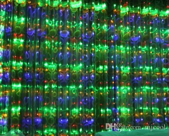 2015 New 8*3m1024 LED Model Digital 16metergasis LEDs Wedding ...