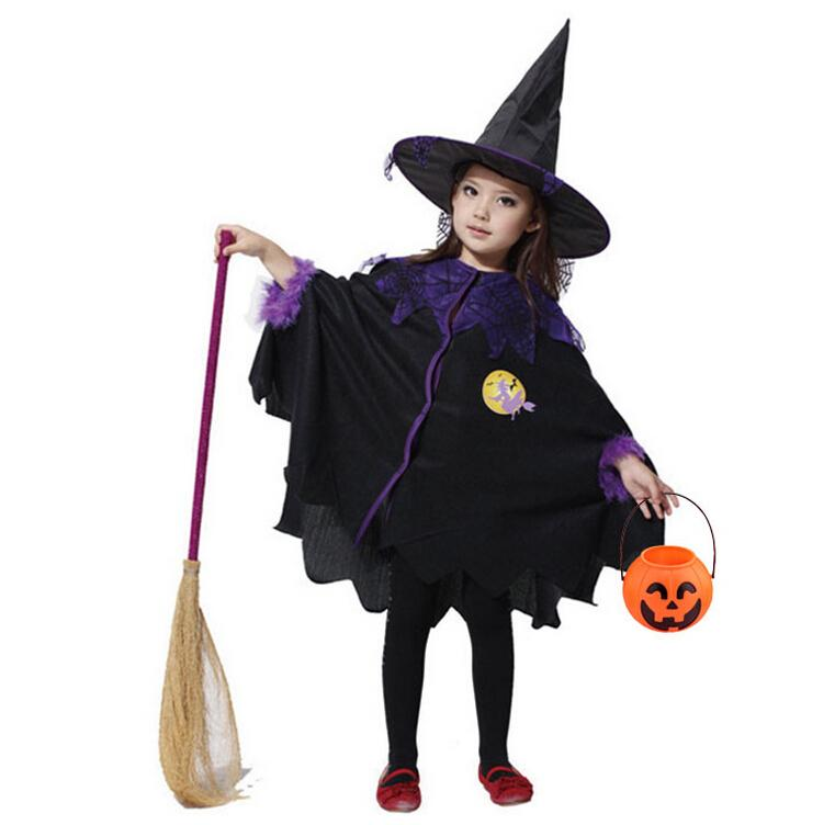 halloween costumes children s halloween costumes cute witch clothes 3 size a lot girls halloween costumes - Witch Halloween Costumes For Girls