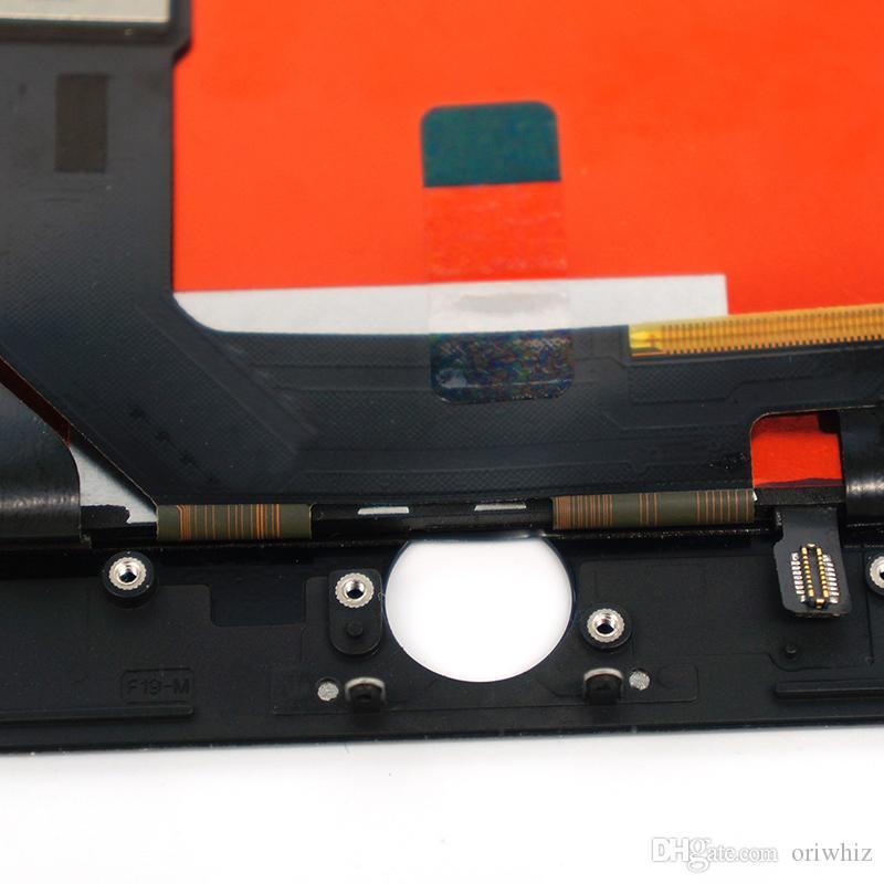Haute qualité de remplacement écran pour iPhone 8 plus Assemblée LCD Digitizer écran tactile couleur Blanc Noir 100% Test Passed Mix OK ordre