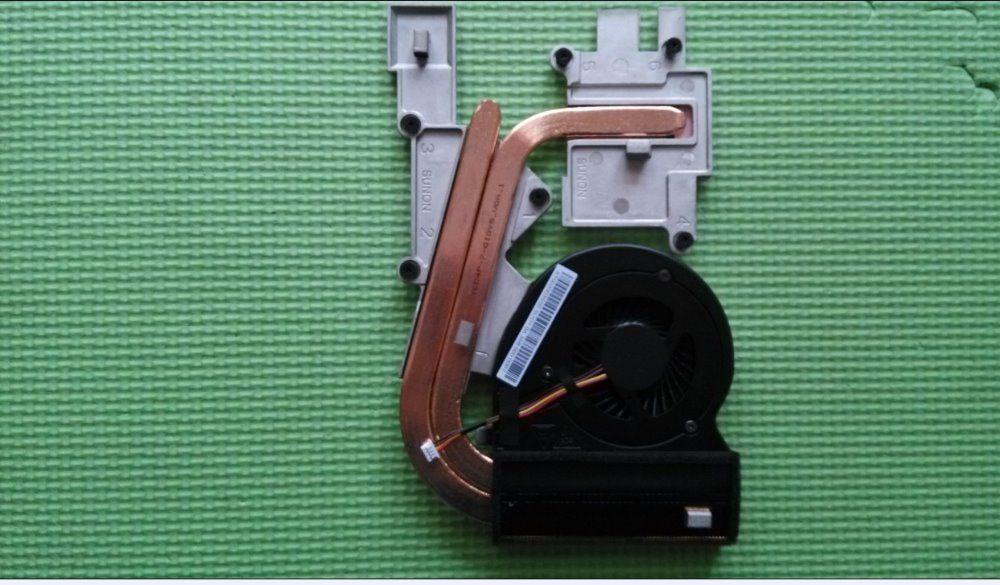 100% NIEUWE ORIGINAL VOOR LENOVO Y500 FAN Heatsink AT003001SS0 Test Good Gratis verzending