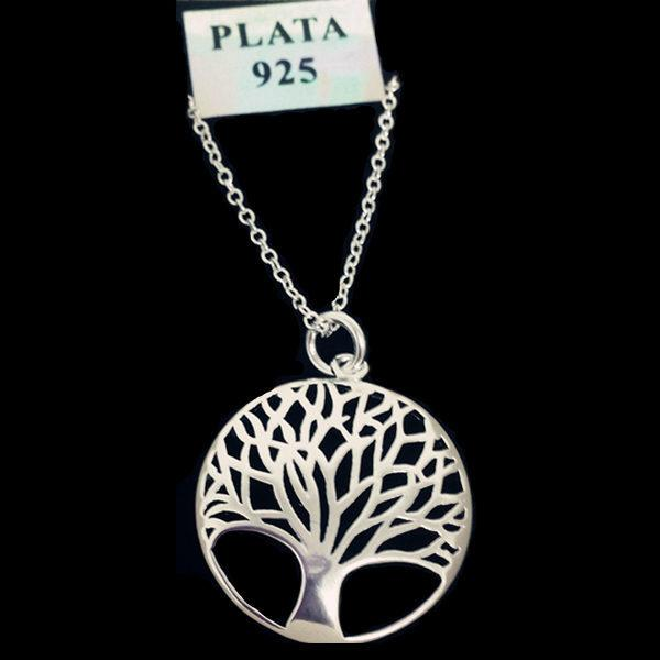 Wholesale losing money item 925 fashion most popular hot silver losing money item 925 fashion most popular hot silver plated tree of life pendant necklace 18inch wholesale price free shipping mozeypictures Images