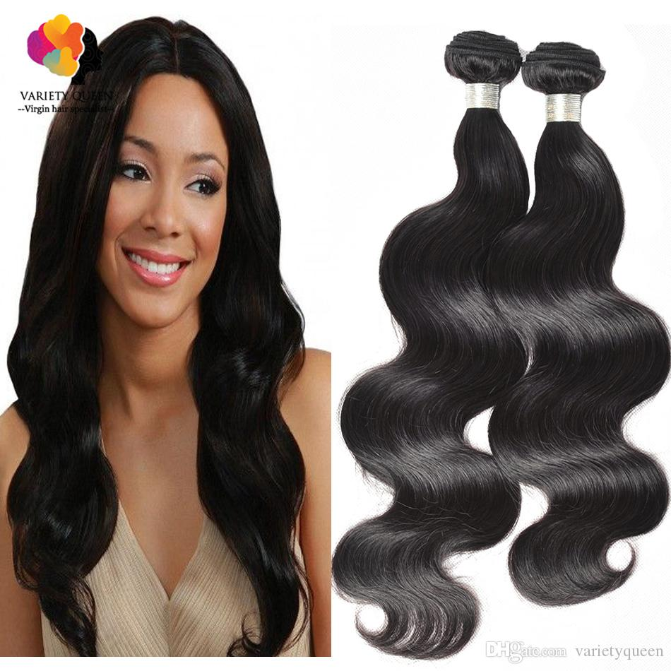 Websites 6a Virgin Indian Body Wave Hair Extensions Good Cheap