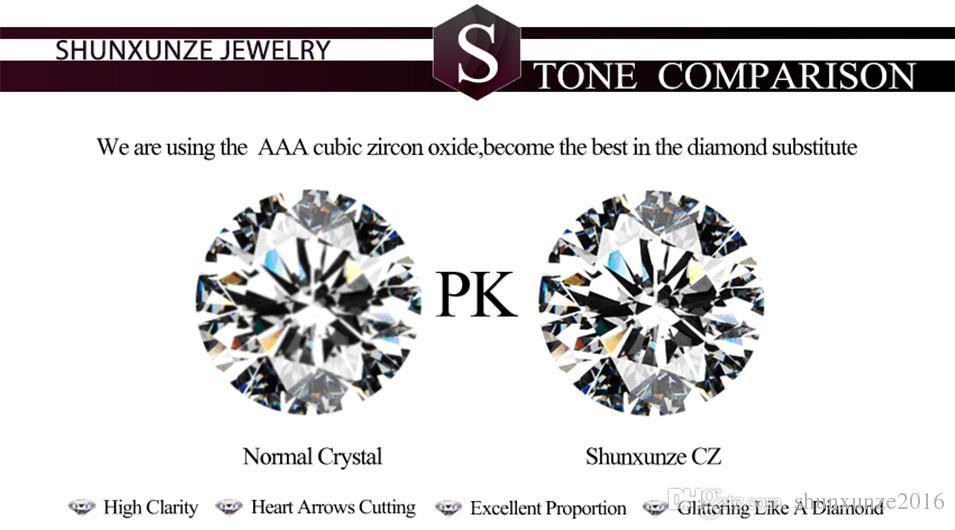 Neues Muster Shinning MN178 Sz # 6 7 8 9 Niedliche weiße Peridot Opal und Amethyst Cubic Zirkonia Großhandel Kupfer Rhodium plattiert Förderung Ring