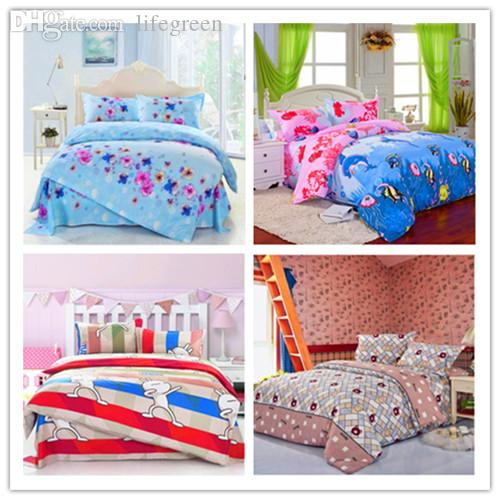 62118536e0fc Wholesale New Comforter Bedding Sets Bedclothes Bed Linen Sets  Full Queen King Sizequilt Duvet Cover Set Bedsheets
