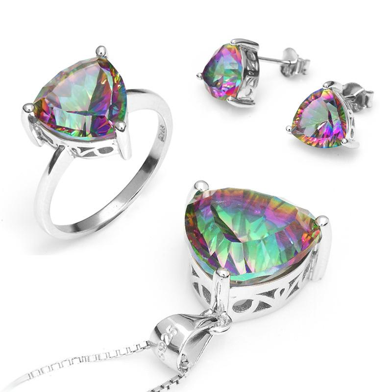 topaz years light mystic dangle earrings collections jewelry grande silver sterling products