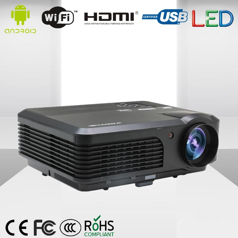 Wholesale Caiwei Indoor Outdoor Lcd Projector 1080p Digital Hdmi ...