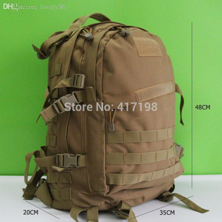 98a6a7aa9639 Wholesale 3 Day Tactical Army Military Assault Backpack