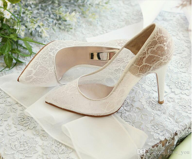 Elegant Beautiful Vogue Lace And
