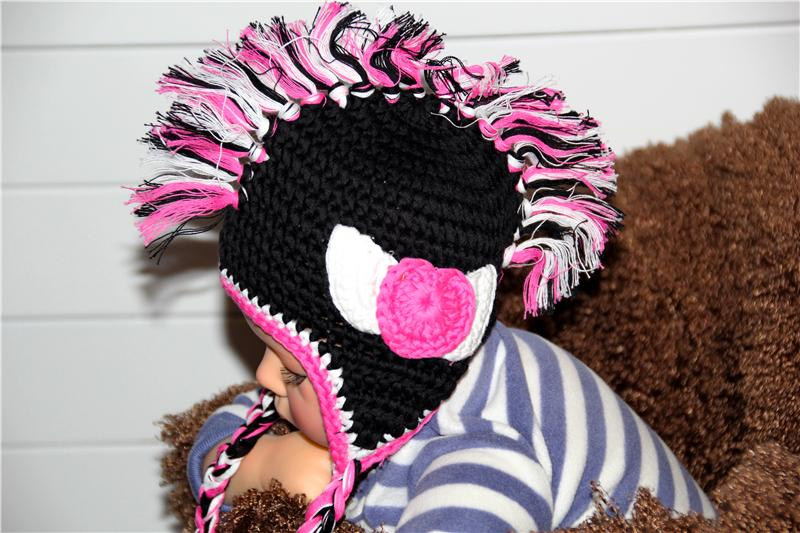 5 Mohawk Knit Hat Patterns The Funky Stitch