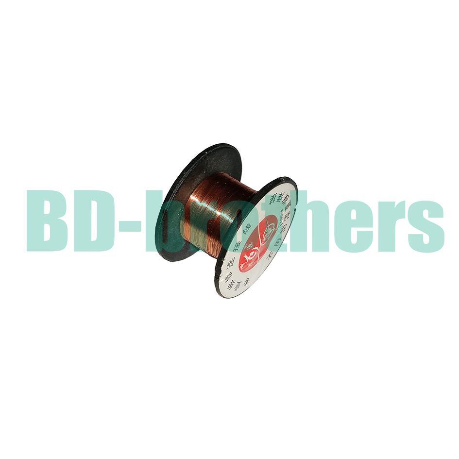 Wholesale 0.1mm Copper Soldering Solder PPA Enamelled Reel Wire Line ...