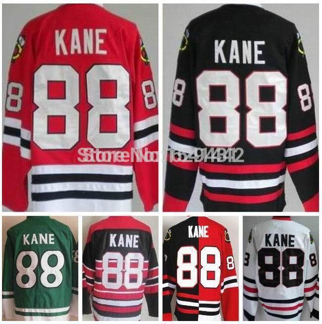 2015Cheap Patrick Kane Jersey  88 Chicago Ice Hockey Jerseys 2014 ... f468bca28