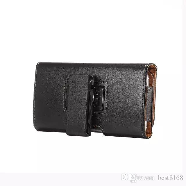 Hip Horizontal Ovelha Couro Capuz Capa Para Iphone 12 11 XR XS Max x 8 7 6 5 Se Galaxy S20 Nota 20 10 Buckle Bolsa de Cinto de 360 graus