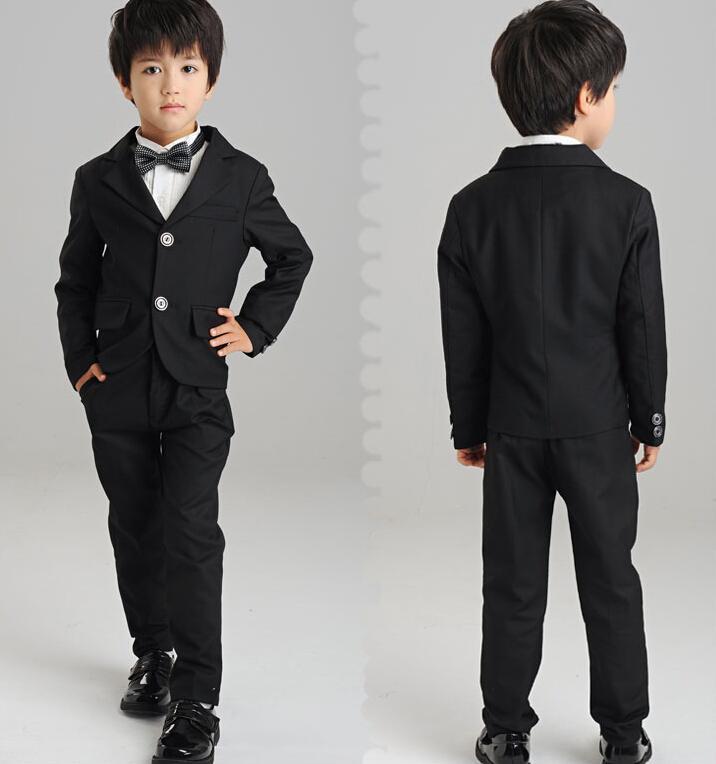 8c297f85fe42 Acquista Vendita Calda Il Ragazzo Vestito Ragazza Di Fiore Vestito Moda  Contratto Due Grano Di Fibbia Ragazzo Vestito Il Tempo Libero Moda Joker  Poco Giacca ...