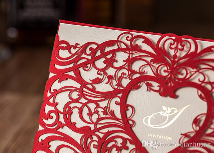 Cool Wedding Invitation Blog Red Wedding Invitations Free