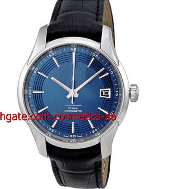228b0b3c2ea7 Compre Reloj De Lujo Para Hombre Reloj De Pulsera Para Hombre Con Esfera  Azul Y Cuero Negro 431.33.41.21.03.001 Reloj De Pulsera Para Hombre Con  Movimiento ...