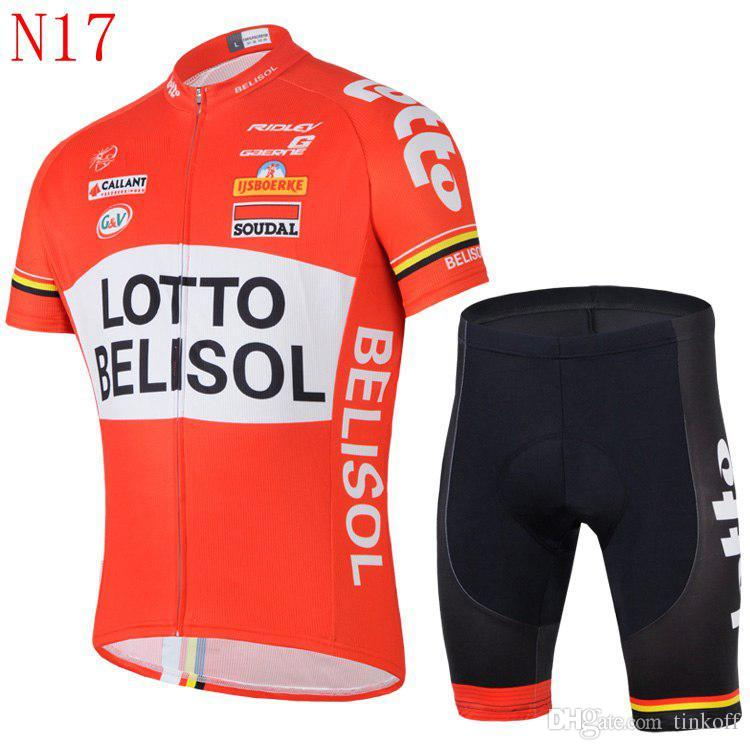 Discount Clothing Red Sport Wear Outdoor Cycling Jersey Lotto Cycling  Jersey Cycling Shorts Suits Good Quality Cycling Shirt Bicycle Jersey From  Tinkoff 03dde1535