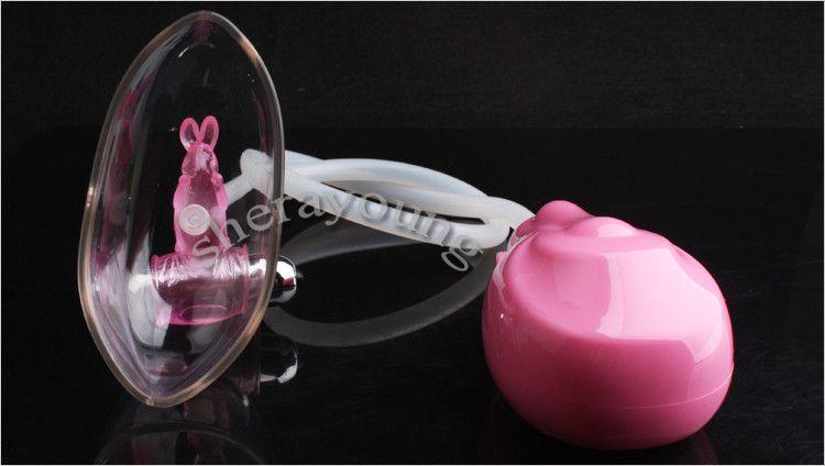 Bomba de coño de clítoris de succión de succión para mujeres Taza de masturbación clítoris Dispositivo de tortura Vagina BDSM Bondage Gear BI-014096