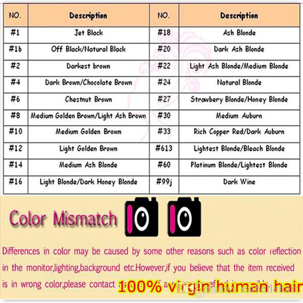 Natural wave Lace Front Human Hair Wigs / Full Lace Wig with Bangs 8A Unprocessed Brazilain Virgin Hair Wigs Black Women With Baby Hair