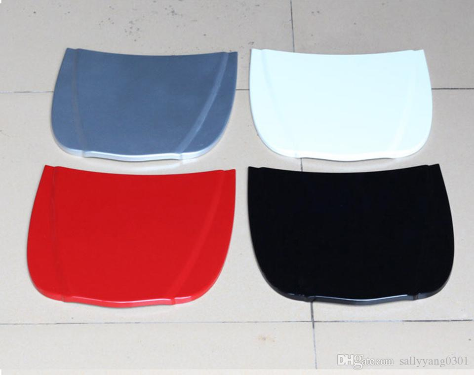 Metal car speed shape 26*30cm car bonnet mini painted hood for Automotive glass coating display MX-179C-1 with paint