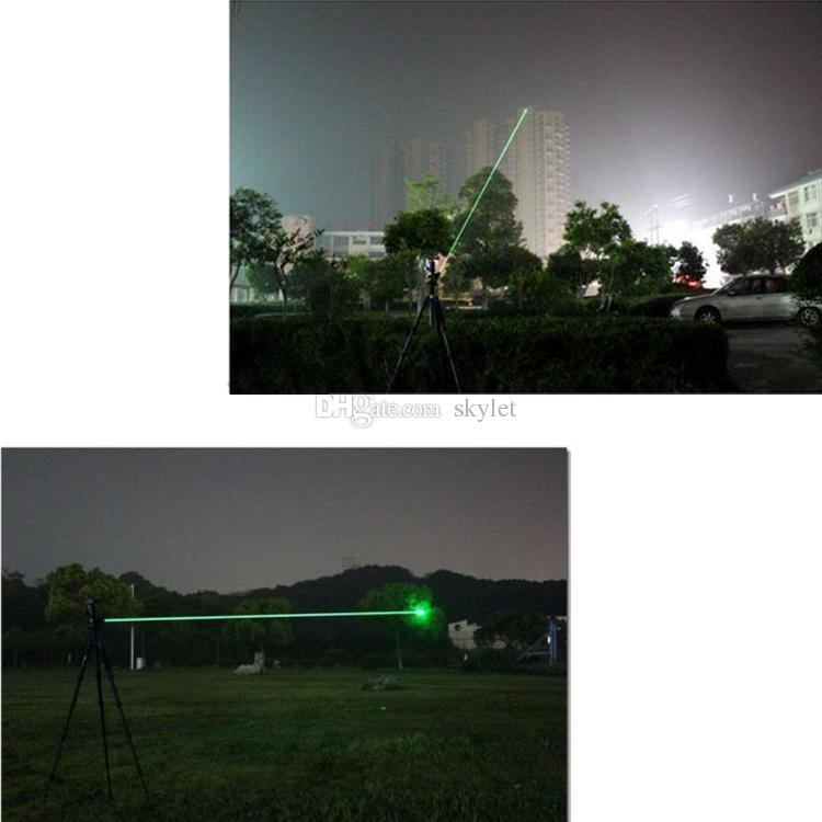 Grün Rotlicht Laser Pen Beam Laserpointer Für SOS Montage Nacht Jagd Lehre Weihnachtsgeschenk Opp Paket DHL Freies Verschiffen