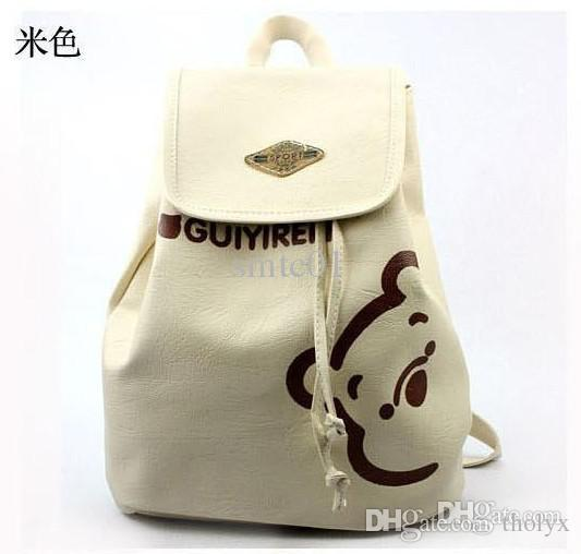 Wholesale Kids Brand Animal Designer Backpack High Quality Pu High ...