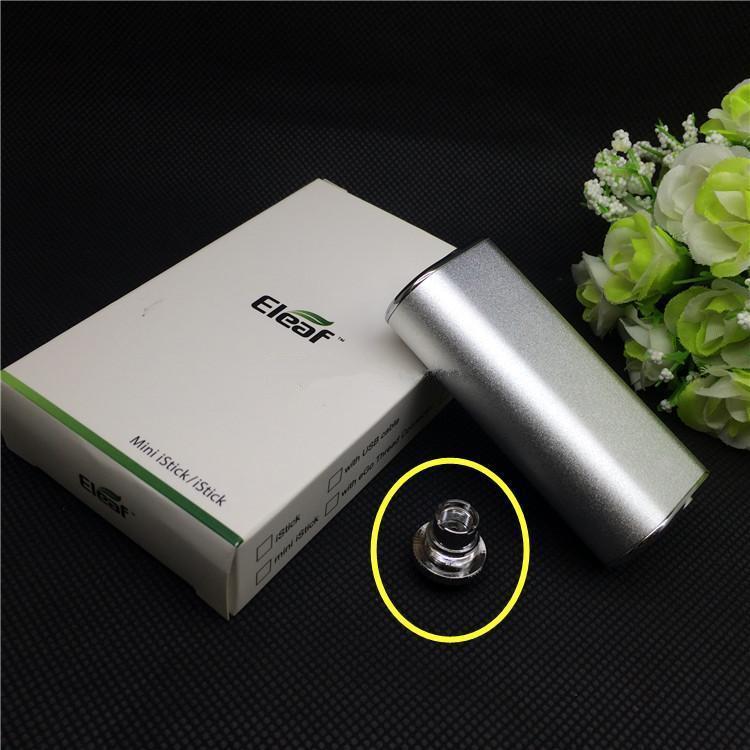 istick assy istick adapter 510 to ego thread connector e cig mod adaptor fit eleaf istick mini 10w istick 30w 50w batteries mod