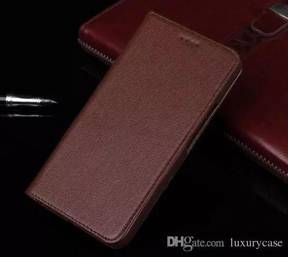 Venda clássico para huawei honor6 plus case flip carteira de luxo colorido original bonito fino capa de couro genuíno case para huawei honor 6 plus