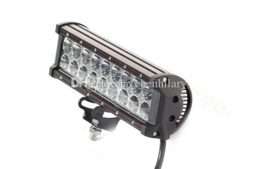 9 pollici 54W * 3W LED Cree Light Bar 4x4 Fuoristrada di inondazione del punto lampade 12V 24V 4WD SUV Jeep Trattore stradale Driving Light Work Bar