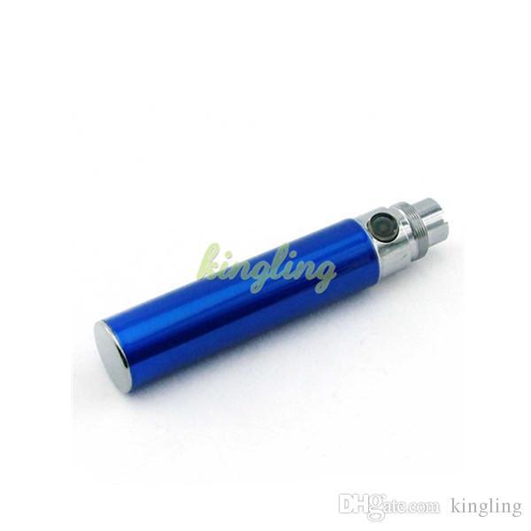 Nieuwste Hoge Capaciteit Batterij Ego-T Elektronische Sigarettenbatterij 510 Ego Thread Fit CE4 Clearomizer Atomizer Protank Mini VIVI NOVA TANK