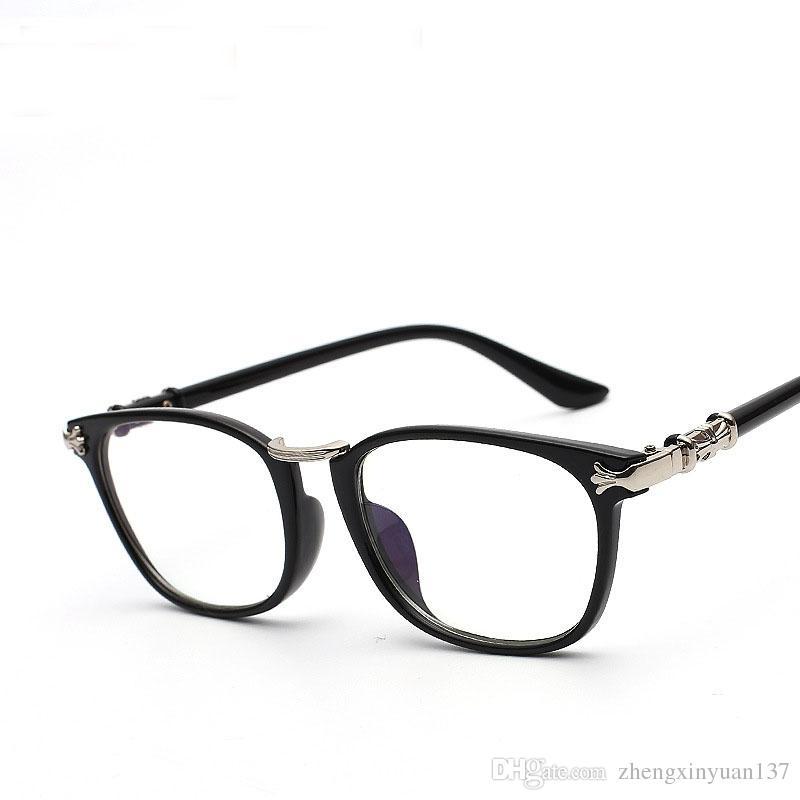2018 Eye Glass Spectacle Frames Women Myopia Glasses Optical Frame ...