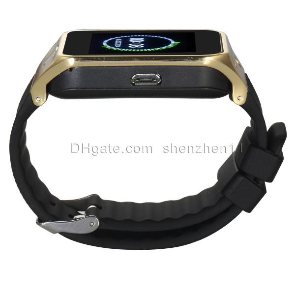 2015 new arrivel gv09 smart bluetooth watch digital iwatch android smartwatch men women's sport wristwatch for android smart phone OTH095