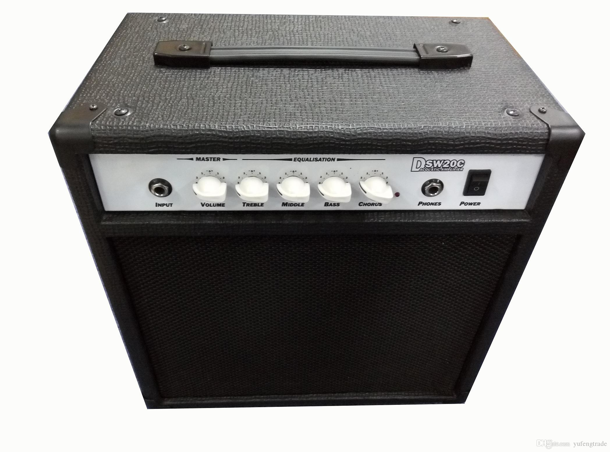 2018 professional 15watts volume acoustic electric guitar amplifiers bass speaker for beginner. Black Bedroom Furniture Sets. Home Design Ideas