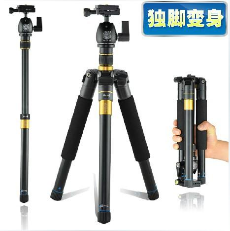 Wholesles Professional Camera Tripods for SLR Canon nikon Monopod portable travel photography tripod