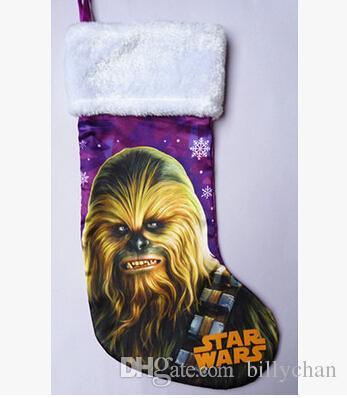 bolsa de regalo 47cm Christams congelados medias de Navidad de