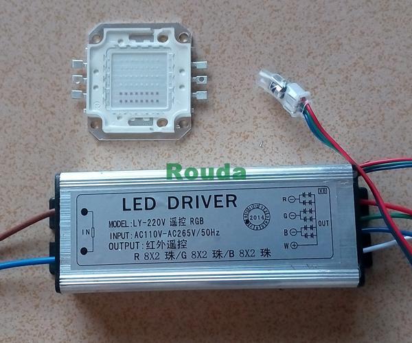 2019 Rgb Led Driver 50w Led Power Supply   50w Rgb Led