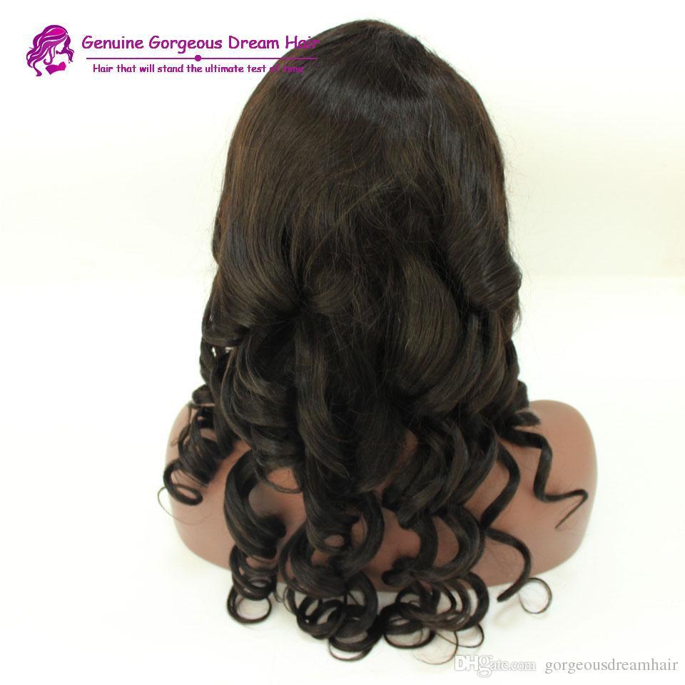 Brazilian Human Hair Cheap Lace Front Wig&Glueless Full Lace Wigs For Black Women Body Wave Wavy wig Sale