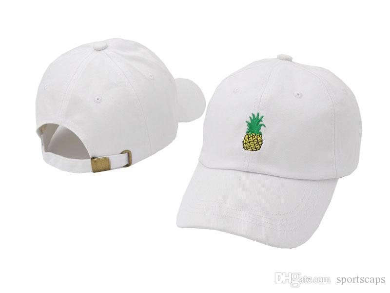 2017 New Pineapple Rose Casquette For Men Women Cheap Sport Snapback Caps  Baseball Hats Hip Hop Cap Adjustable Good Quality Bone Gorra Pineapple Hat  Rose ... 447ba124a304